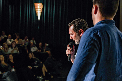 Special event Q&A with Gilles Lellouche