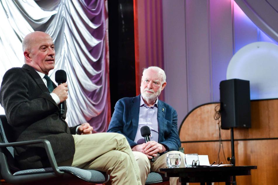 Q&A with David Stratton