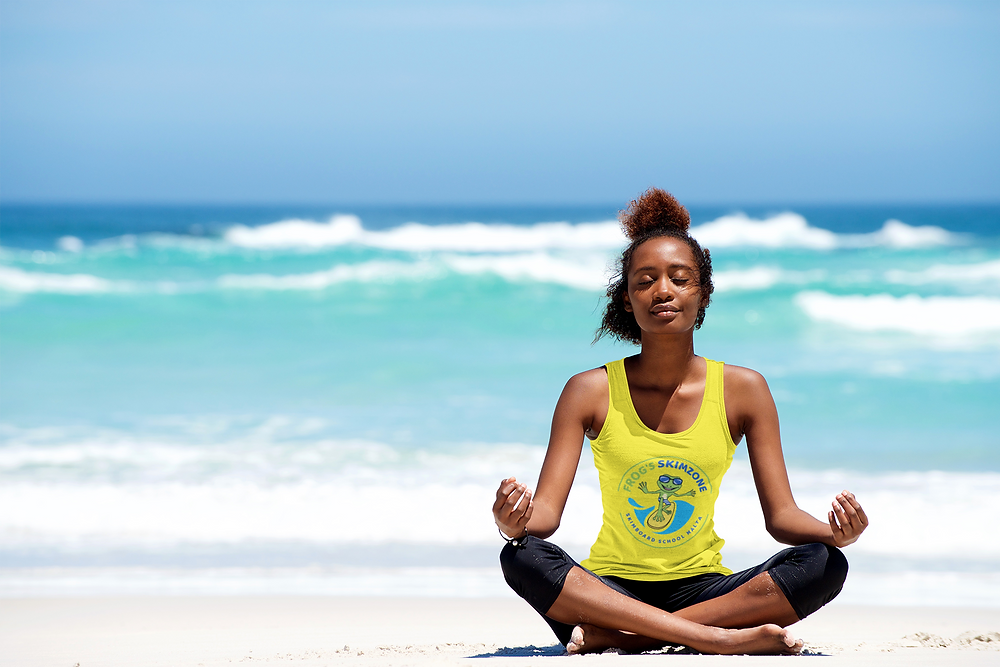 Meditation on the beach, meditation guide, types of meditation, meditation for beginners, how to meditate, learn to meditate