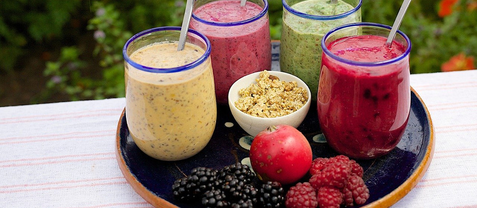 5 Healthy Smoothie Ideas With Maltese Vegetables And Fruits