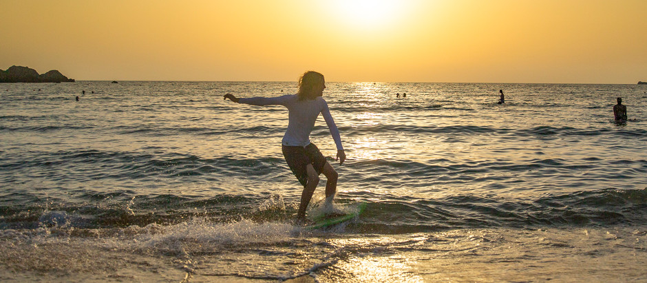 The Skimboarding Guide: Wood Or Foam Skimboard