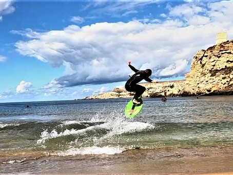 Sustainable Surfing And Skimboarding Guide