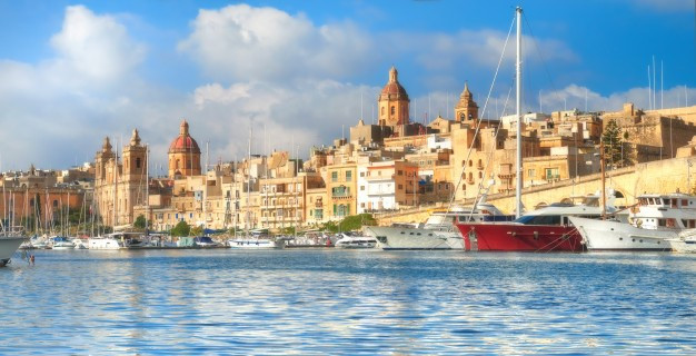 Malta and its beautiful landscapes.