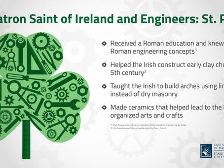 Patron Saint for Engineers