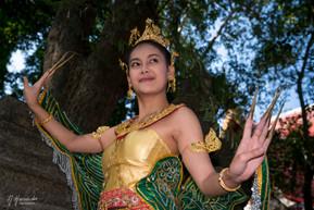 Wat Khao Yoi San. Samut Songkhran - Thailand, 2017.