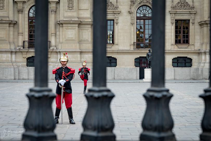 Presidential Palace.  Lima - Peru, 2016