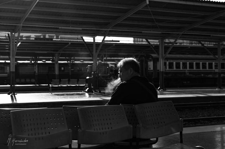 Smoke at the Station