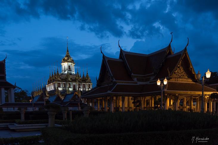 Loha Prasart. Bangkok - Thailand, 2017