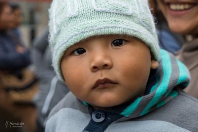 Little one at Lima, Peru. 2016