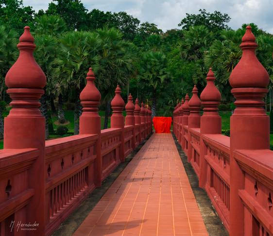 Rajapruek Park. Chiang Mai - Thailand, 2017