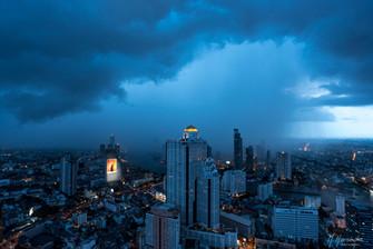 Sathon. Bangkok, Thailand. 2016