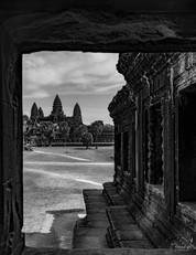 Angkor Wat. Siem Reap - Cambodia, 2017