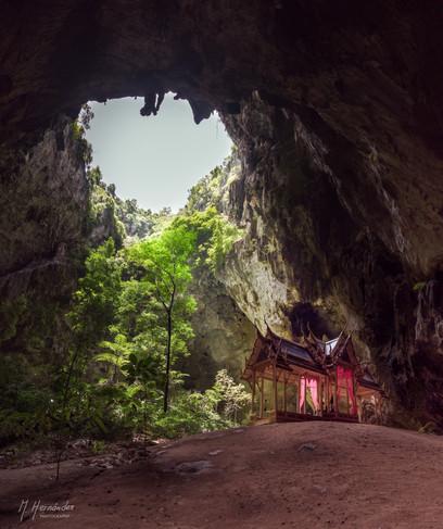 Phraya Nakhon Cave. Phrachuap Khiri Khan - Thailand, 2017.
