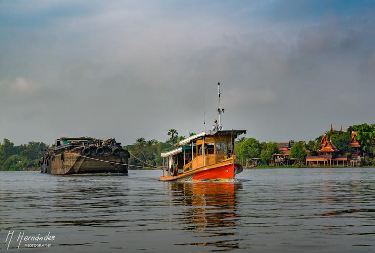 Ayuthaya, Thailand. 2018