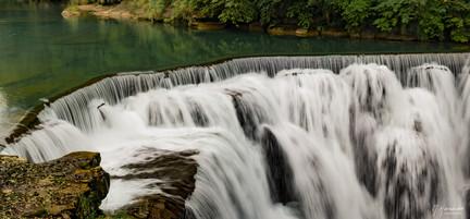 Shifen Waterfell, Taiwan.2017