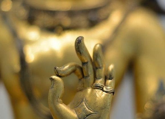 Soin Om Shanti - Calme et Maîtrise du Mental 1Mois