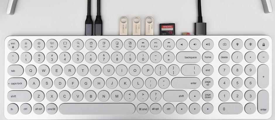 Kolude KD-K1 Hepsi Bir Arada Klavye