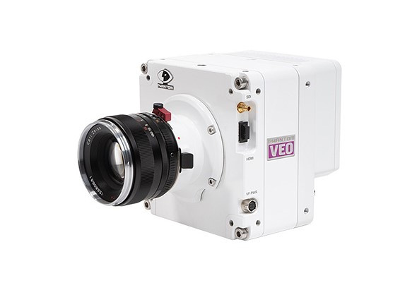 Vision ResearchPhantom VEO 1310 Yüksek Hızlı Kamera Kompak ve Hafif!