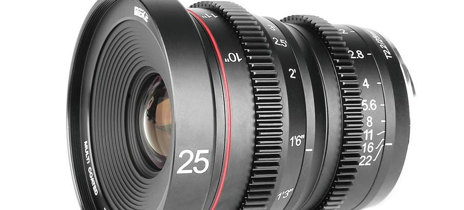 Meike Cine Lens