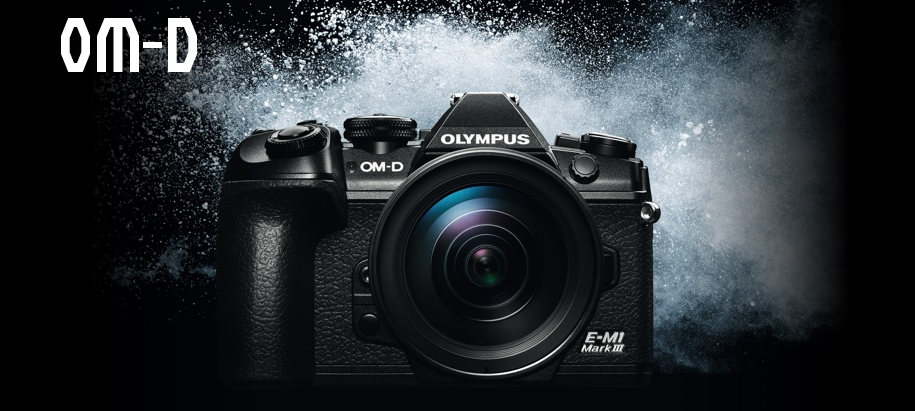 Olympus OM-D E-M1 Mark III  duyuruldu ,etkileyici stabilizasyon ile şaşırtıyor!