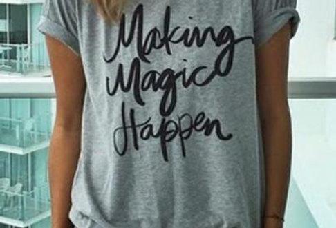 Making Magic Happen