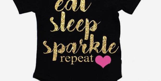 eat sleep sparkle