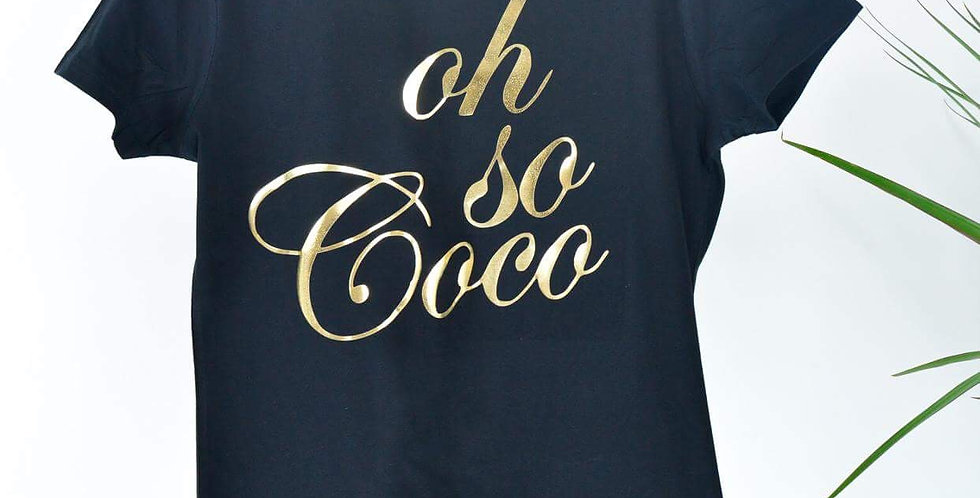 Oh so coco gold