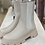 Thumbnail:  Beige ankle boots