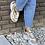 Thumbnail: Sneakers άσπρο χρυσό