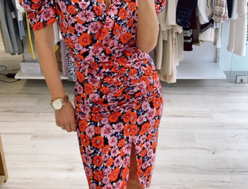 Φόρεμα midi Penelope