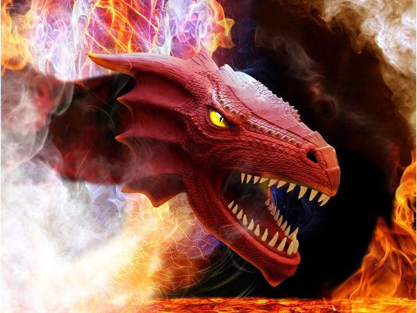 Halloween dragon quest