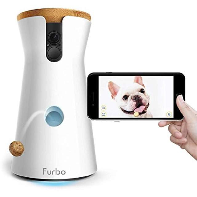 Dog Camera / Treat dispenser