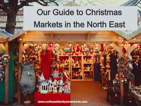 Our Guide to Christmas Markets in the North East