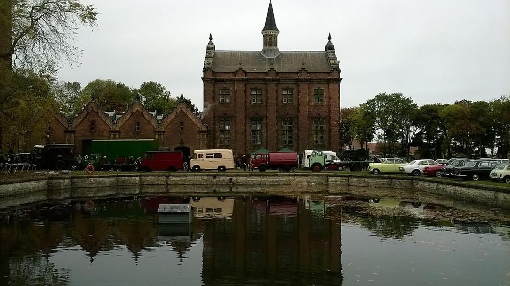 Car Show at Ryhope Engine Museum Sunderland