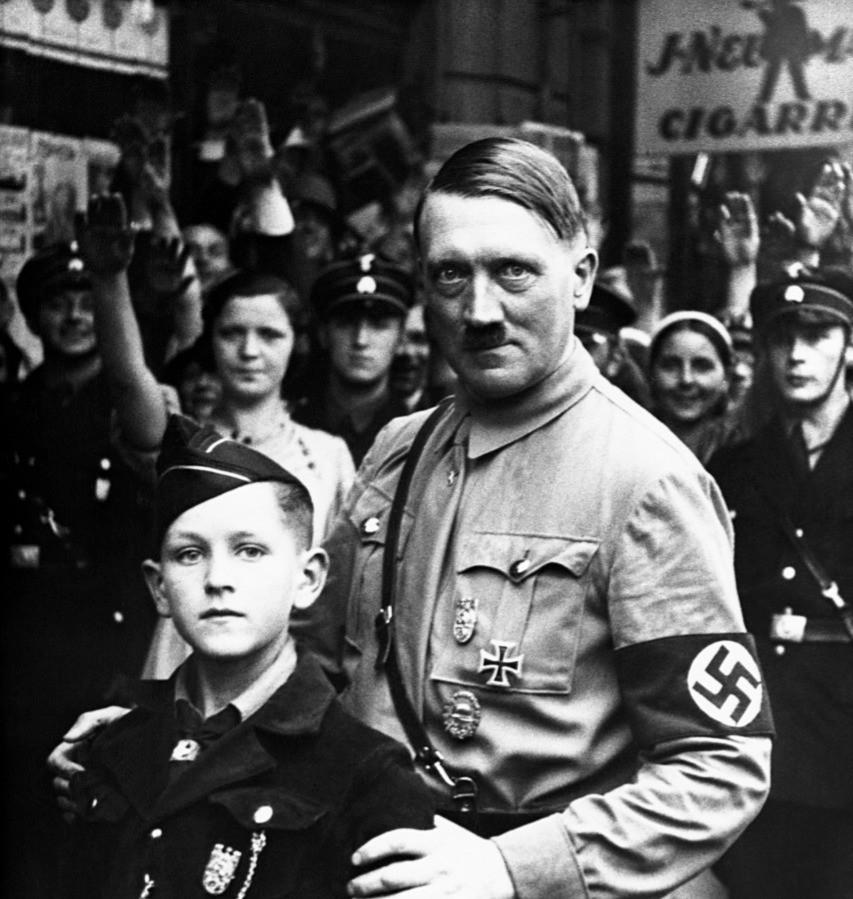 Hitler y los nazis