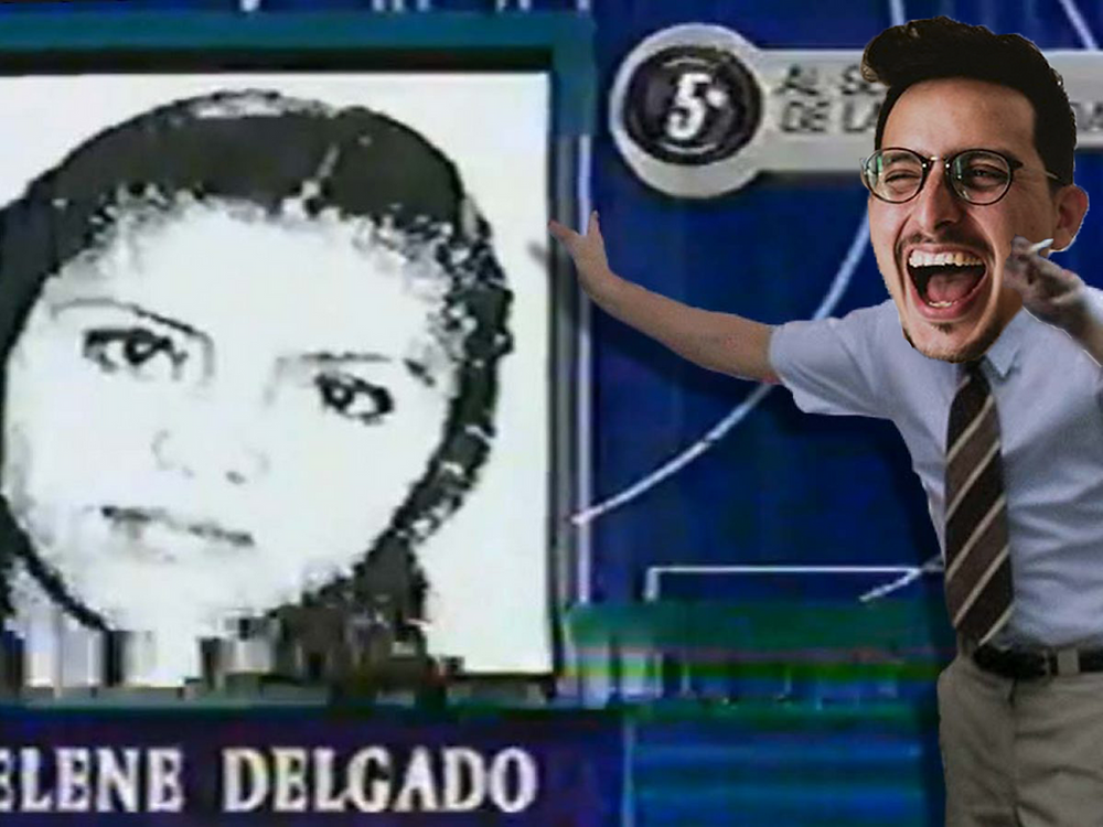 La teoría de conspiración de canal 5 sobre Selene Delgado