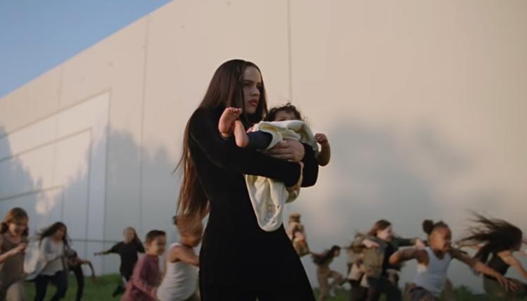 Video TKN Rosalía