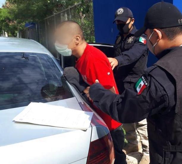 El caníbal de Yucatán fue detenido