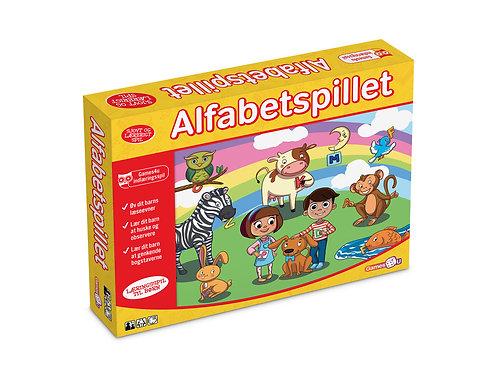 Alfabetspillet (indlæringsspil)