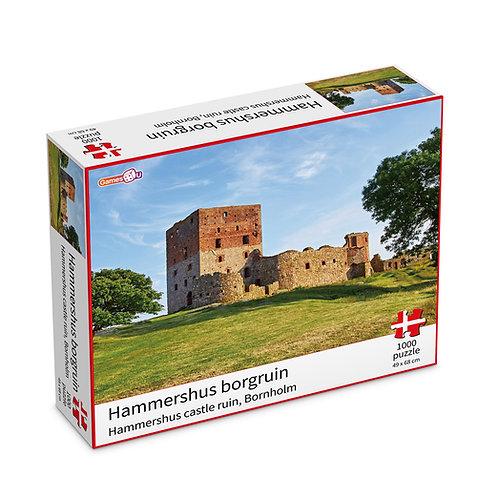 Hammershus borgruin