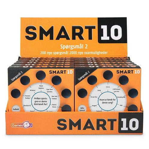 Smart 10 ekstra spørgsmål