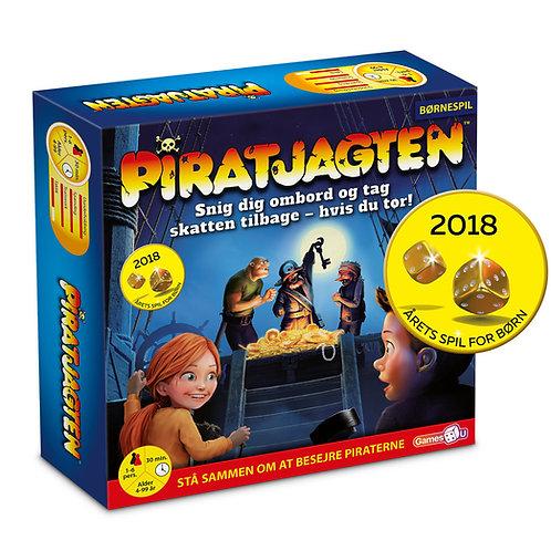 Piratjagten - Årets børnespil 2018