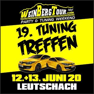 WEINBERGTOUR 2020 LEUTSCHACH Tuning tref