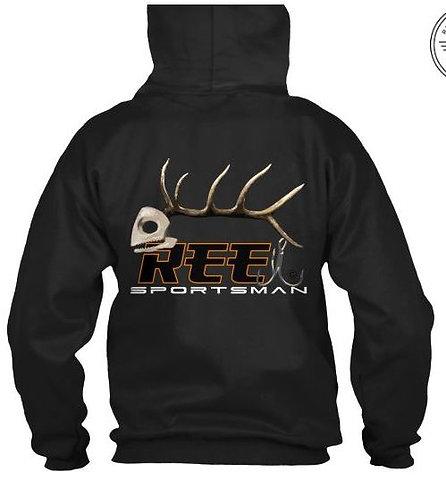 Reel Sportsman 2016 Hoodie Copper