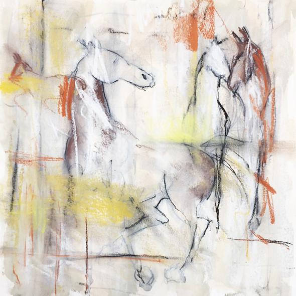 Abstract Horse I