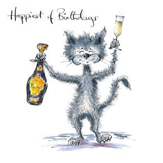No132 Happiest of Birthdays