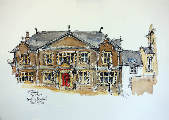 Post Office, Leighton Buzzard