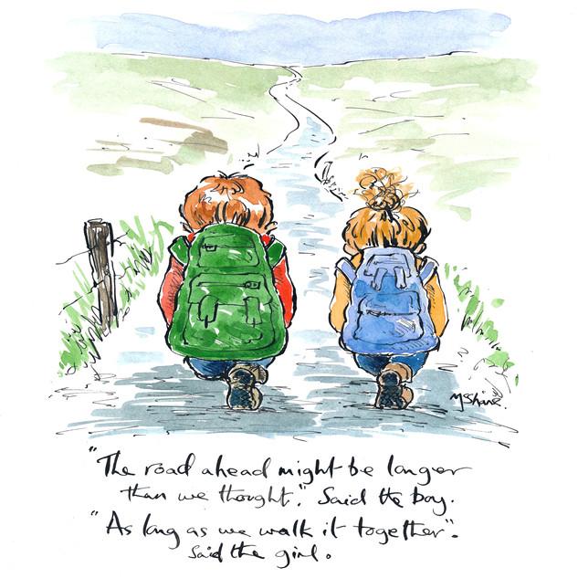 Walk it together_