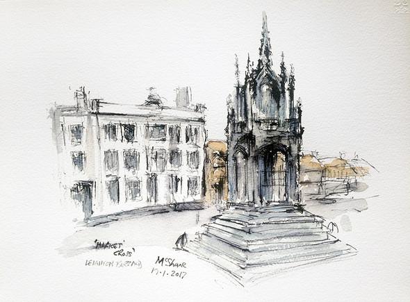 Market Cross, Leighton Buzzard.