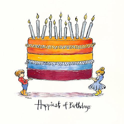 Happiest of Birthdays (No.68)